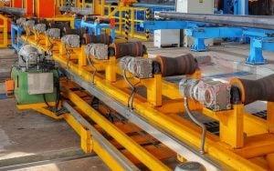 диагностика неисправного промышленного оборудования - конвейер остановлен