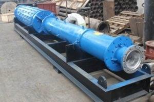 фотография диагностика насосного оборудования - большой насос помпа Украина ООО АСМАРТ