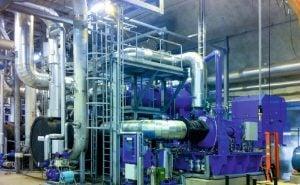диагностика насосного оборудования фото - тепловые насосы в комплексе