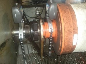 Фото центровки вала двигателя АСМАРТ Украина диагностика
