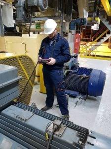 вибродиагностика насосного оборудования фото - работа ООО АСАМАРТ Украина