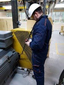 диагностика механического оборудования фото вида со стороны Украина асмарт компания