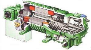 диагностика компрессорного оборудования