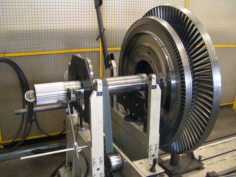 динамическая балансировка ротора