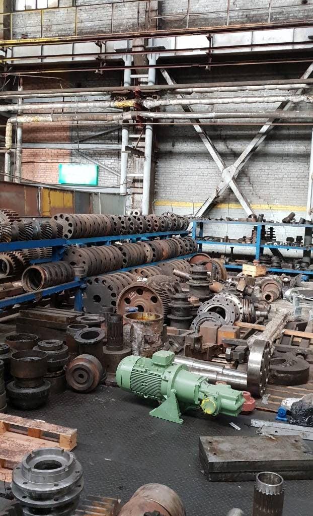 диагностика оборудования на заводе по производству труб