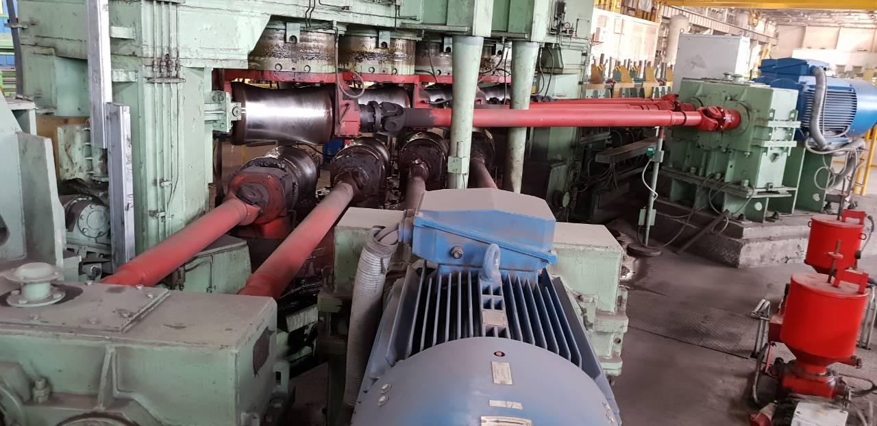 Вибродиагностика оборудования завода