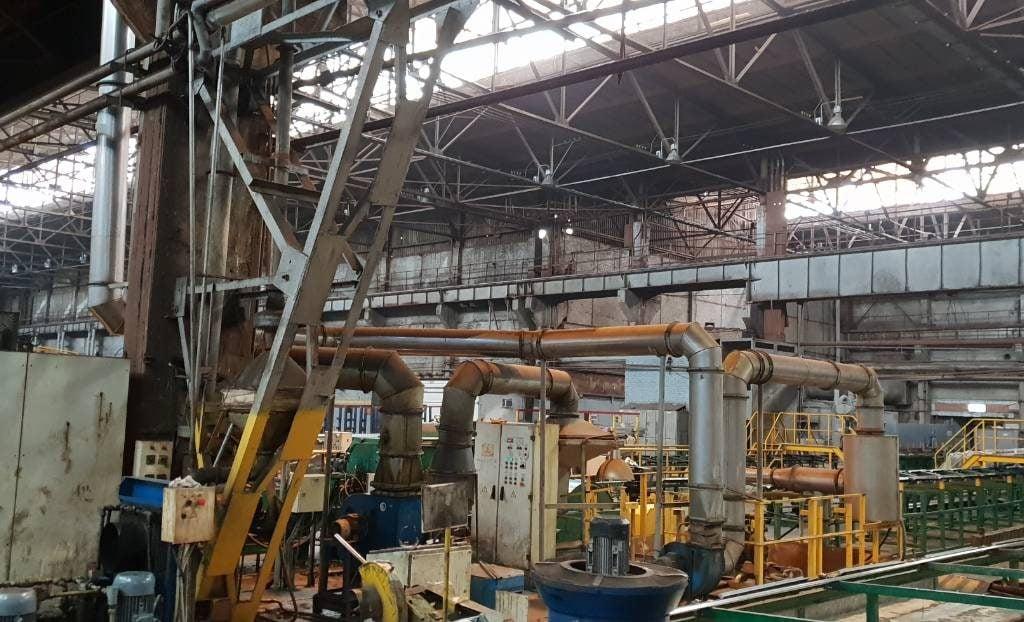 вибродиагностика завод оборудования