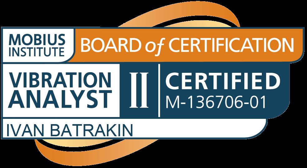 Сертификация Mobius Institute