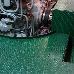 центровка и диагностика приводов на судах, кораблях