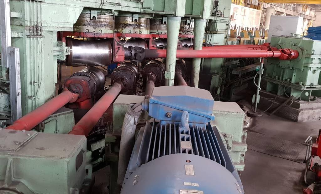 вибродиагностика оборудования Украина завод трубы