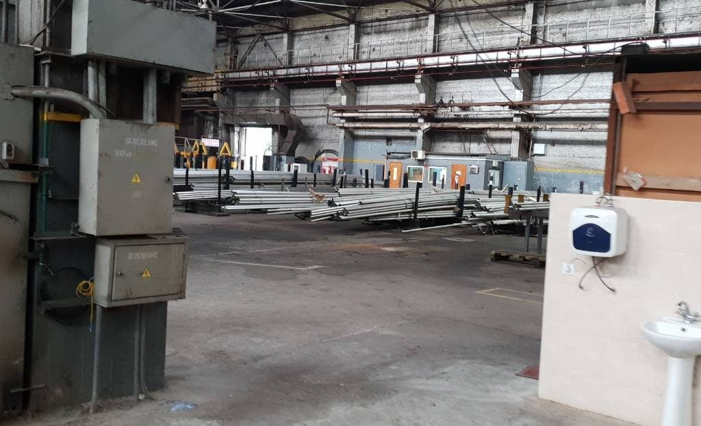 вибродиагностика трубный завод